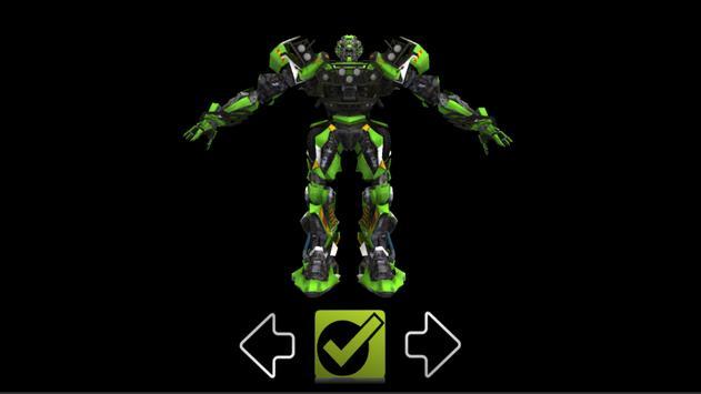 Screamer: Futuric X Ray Robot apk screenshot