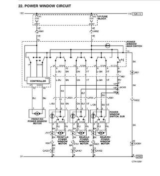 Full Elektrical Wiring Diagram screenshot 2