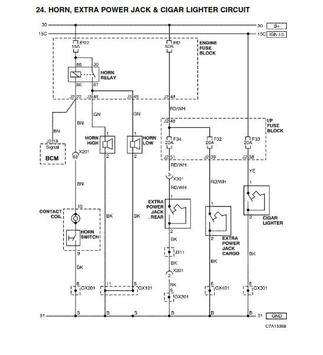 Full Elektrical Wiring Diagram screenshot 4