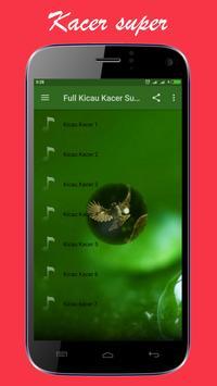 Kicau Kacer Super poster