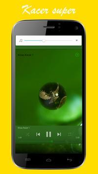 Kicau Kacer Super apk screenshot