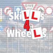 Skills 4 Wheels Driving School icon