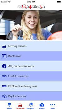 Skills 4 Wheels Driving School apk screenshot