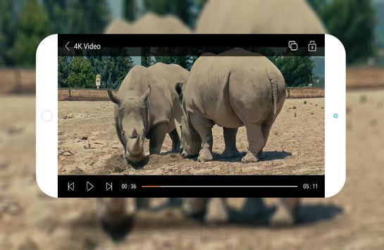 All Video Player HD screenshot 1
