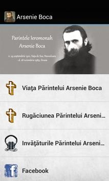 Arsenie Boca poster