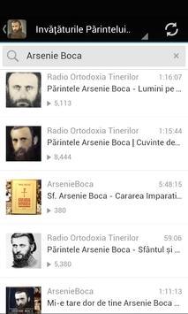 Arsenie Boca screenshot 1