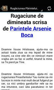 Arsenie Boca screenshot 2