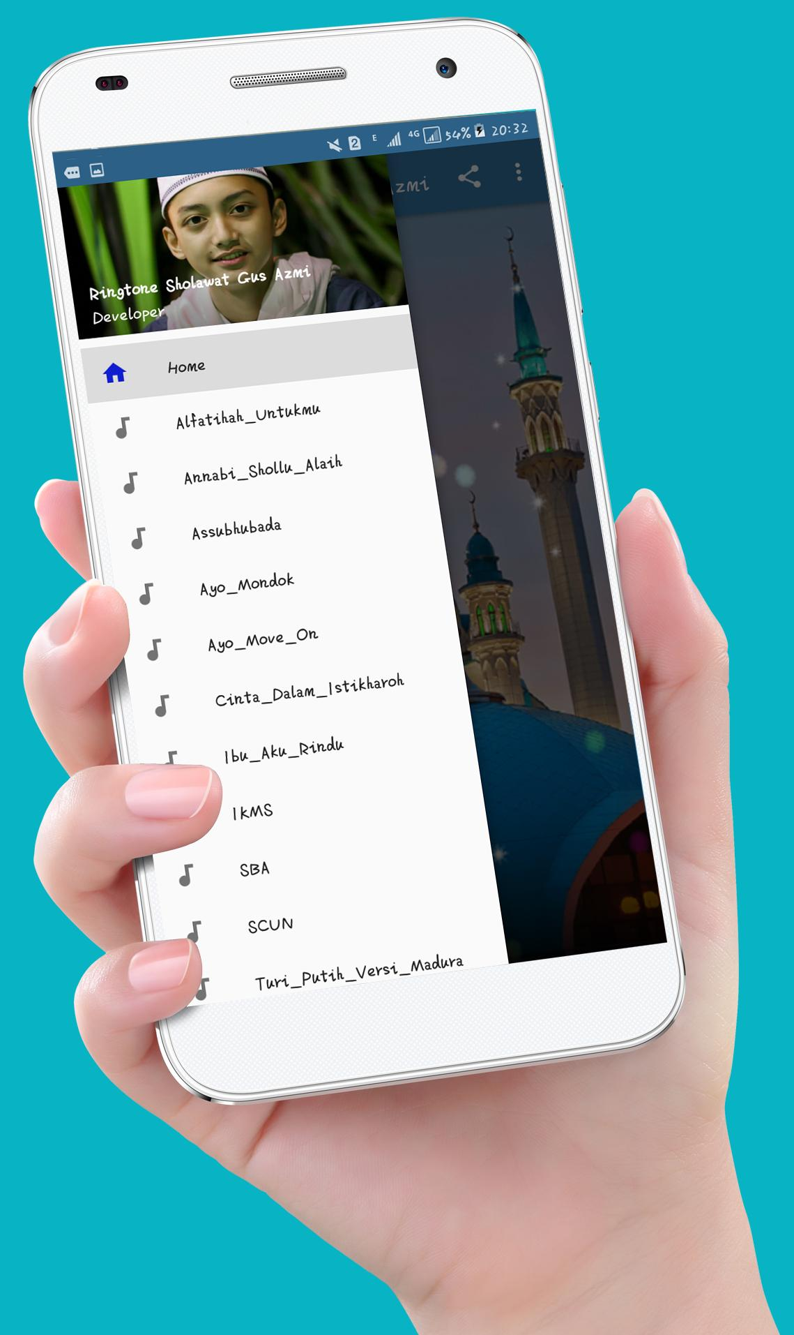 Ringtone Sholawat Gus Azmi for Android - APK Download