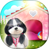 My Pet House Decorating Games icon