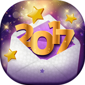 New Year Photo Stickers App 🎄 icon