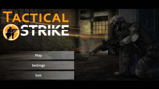 Tactical Strike poster