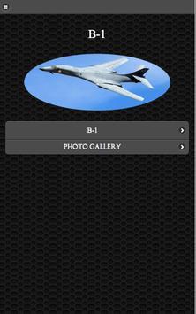 B-1 Lancer FREE poster
