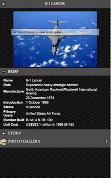 B-1 Lancer FREE screenshot 1