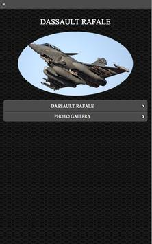 Dassault Rafale FREE poster