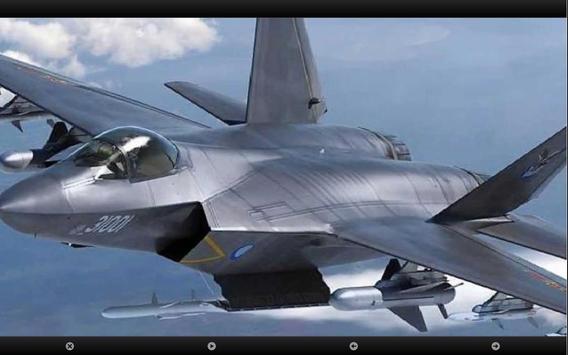 Shenyang J-31 FREE apk screenshot