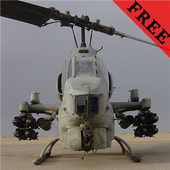 AH -1 Super Cobra Helicopter icon