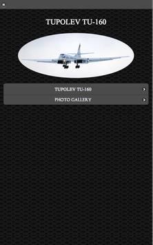 Tupolev Tu-160 FREE poster