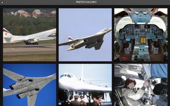 Tupolev Tu-160 FREE apk screenshot