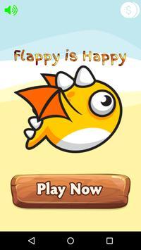 Flappy is Happy screenshot 1