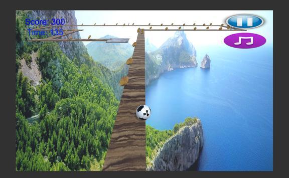 Sky Ball Drive apk screenshot