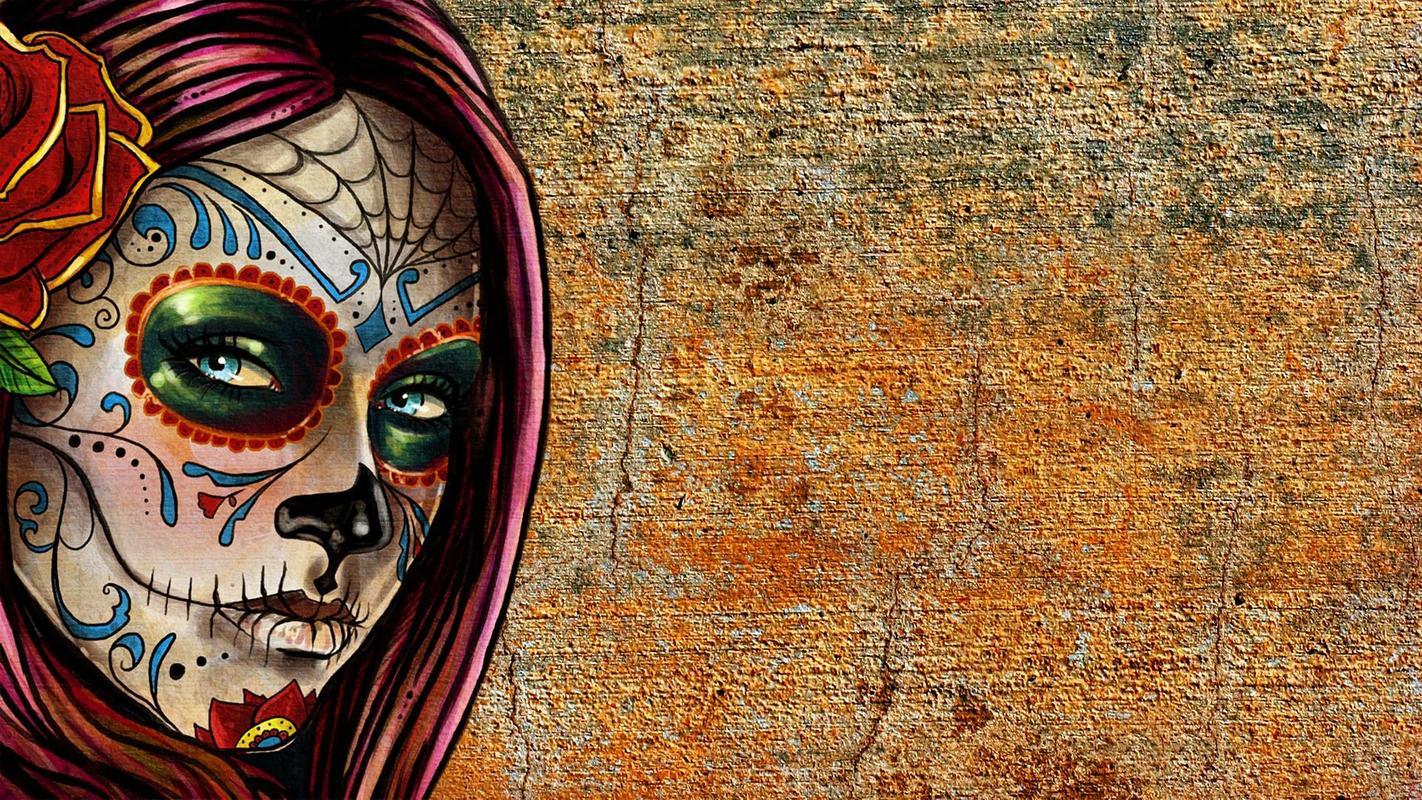 skulls live wallpaper apk