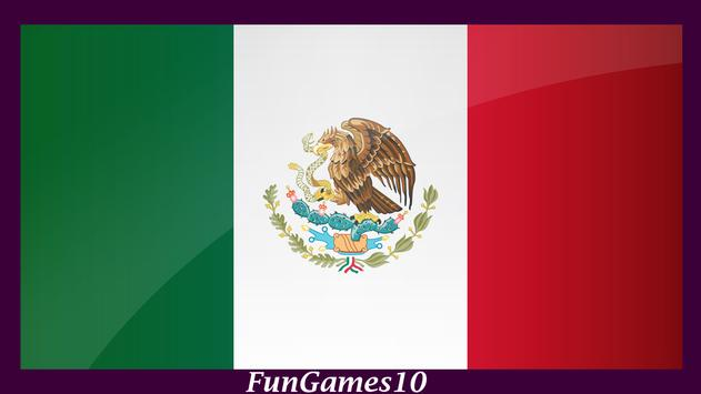 Mexico Flag Live Wallpaper apk screenshot