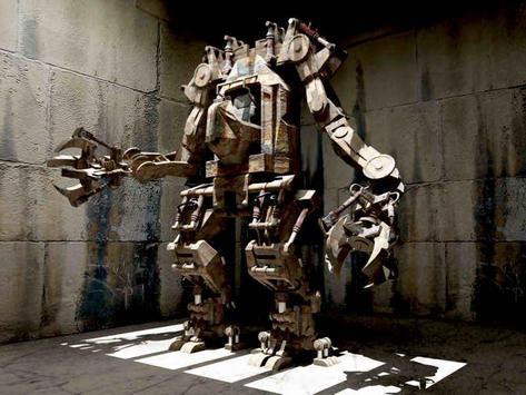 Robot Pack 2 Live Wallpaper poster