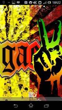 Reggae Peace 3D Live Wallpaper screenshot 3