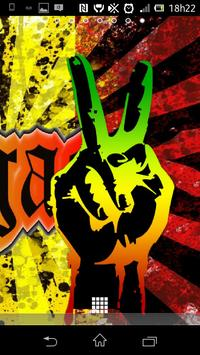 Reggae Peace 3D Live Wallpaper screenshot 4