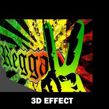 Reggae Peace 3D Live Wallpaper screenshot 7