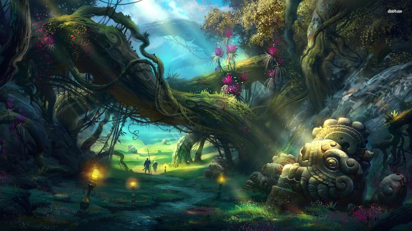Magic Forest HD Live Wallpaper poster  Magic Forest HD Live Wallpaper APK Download   Free Personalization  . Forest Hd Live Wallpaper Free Apk. Home Design Ideas