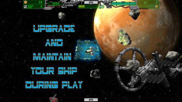 Cosmic Space Debris screenshot 1