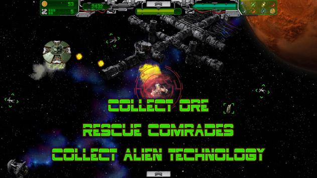 Cosmic Space Debris screenshot 2