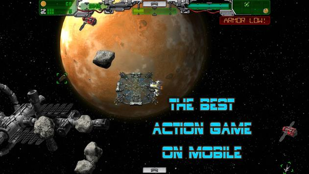 Cosmic Space Debris screenshot 3