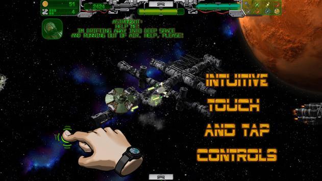 Cosmic Space Debris screenshot 4