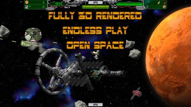 Cosmic Space Debris screenshot 5