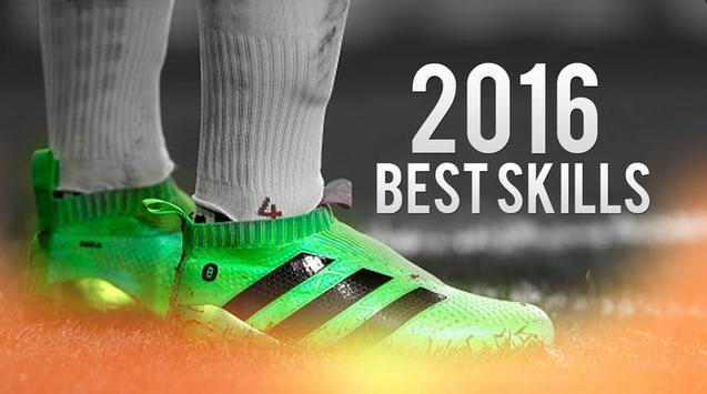 Best Football Skills & Tricks poster