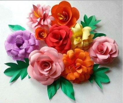 Diy making paper flower apk download free lifestyle app for diy making paper flower apk screenshot mightylinksfo