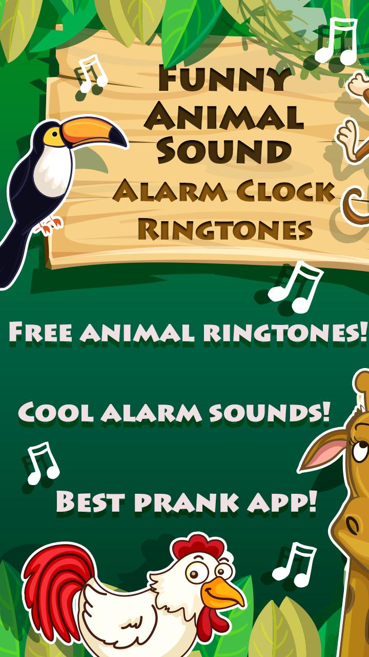 Animali Suonerie Divertenti Gratis Sveglia For Android Apk