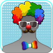 Funny Photo Editor icon