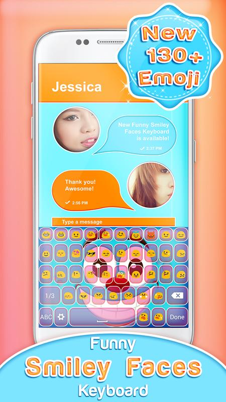Funny Smiley Faces Keyboard Apk Download Free Entertainment App