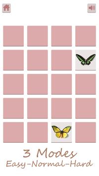 Butterfly Memory - Zen screenshot 4