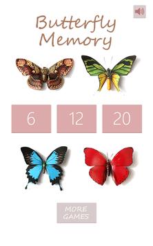 Butterfly Memory - Zen screenshot 8