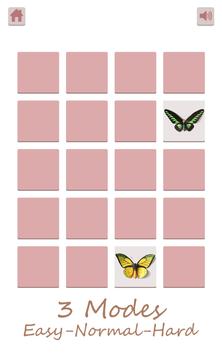 Butterfly Memory - Zen screenshot 9