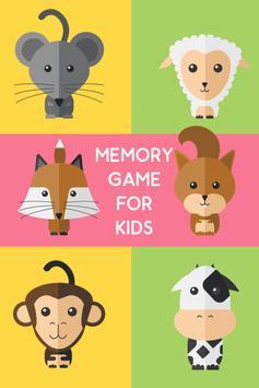 Memory Game For Kids screenshot 8