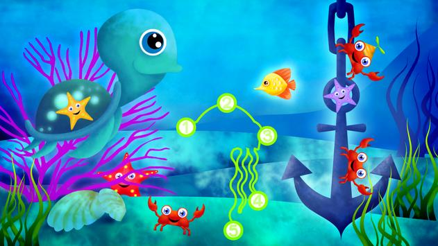 Connect The Dots for Kids Free apk screenshot