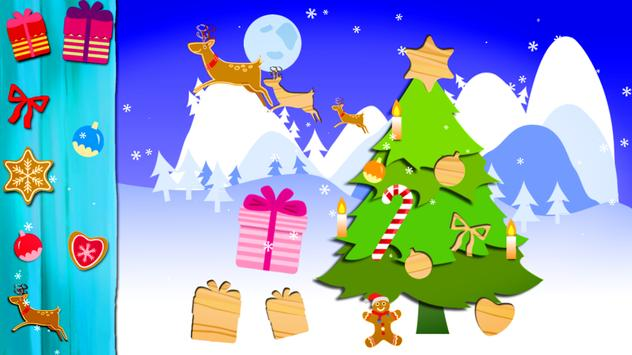 Christmas HD Puzzle for Kids poster