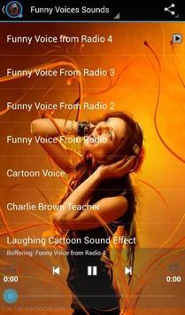 Funny Voices Sounds apk screenshot
