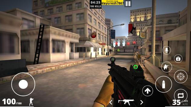 First Blood - Multiplayer FPS Game Android screenshot 5