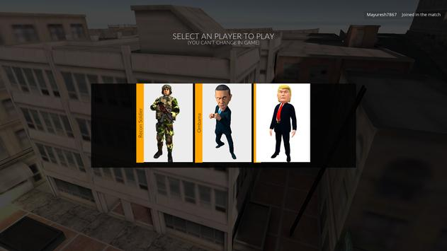 First Blood - Multiplayer FPS Game Android screenshot 7
